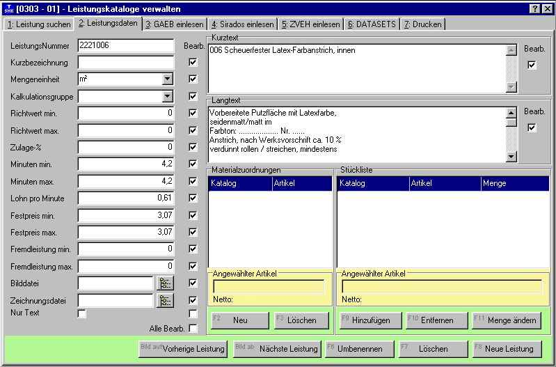 Windows Maler,Malersoftware,Tapezierer,Tapezierersoftware